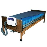 Med-Aire Low Air Loss Alternating Pressure Mattress Replacement System