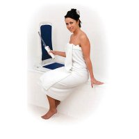 Bellavita Automatic Bath Tub Chair Lift - White