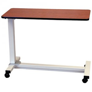 Bariatric Heavy Duty Overbed Table - Supports Up To 500 lbs