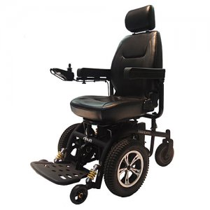 Trident Front Wheel Drive Electric Power Chair with 18 inch Seat