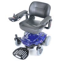 Cobalt X23 Electric Power Chair / Wheelchair - Blue