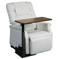 Left, Seat Lift Chair Table