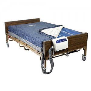Bariatric Med Aire Heavy Duty Low Air Loss Mattress Replacement System