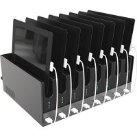 iPad, Tablet, iPhone or Android iTeach Desktop Sync & Charge Station
