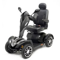 "Cobra GT4 Heavy Duty Electric Power Scooter with 20"" Captain's Seat"