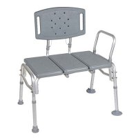 Seat Transfer Bench - Plastic Heavy Duty Bariatric