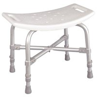 Bath and Shower Seat / Chair - Deluxe Bariatric