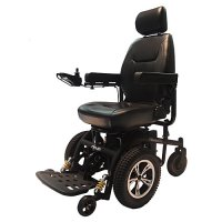 Trident Front Wheel Drive Electric Power Chair with 20 inch Seat