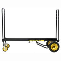 R10RT Max 8-In-1 Steel Multi-Purpose Equipment Transport Cart