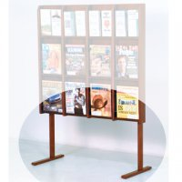 Optional Solid Oak Floor Stand for Models LM-16, LM-12, MM-12 & MM-9