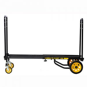 R8RT Mid 8-In-1 Steel Multi-Purpose Equipment Transport Cart