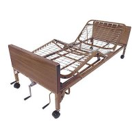 Manual Hospital Patient Bed