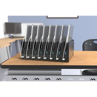 iPad, Tablet, iPhone or Android iTeach Desktop Tablet Charging Station