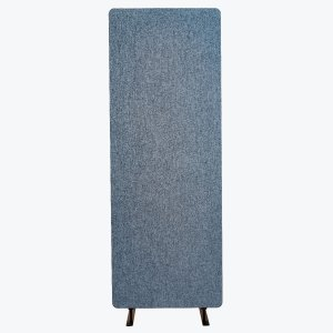 Acoustic Sound and Privacy Room Panels - Single Panel in Pacific Blue