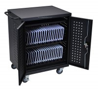 iPad Tablet Multi Device Charging Station / Cart, Holds 42 Tablets and Other Mobile Devices