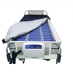Med Aire Low Air Loss Alternating Pressure Mattress Replacement