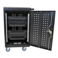 iPad Tablet or Notebook Multi Device Charging Station / Cart, 30 Tablets