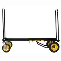 R12RT All Terrain 8-In-1 Steel Multi-Purpose Equipment Transport Cart