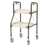 Handy Utility Trolley with Hand Brakes