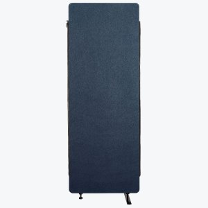 Office Wall Partition Divider Panels - Expansion Panel in Starlight Blue