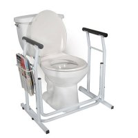 Toilet Safety Rail - Stand Alone