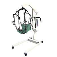 Bariatric Electric Patient Lift - Rechargeable - Six Point Cradle