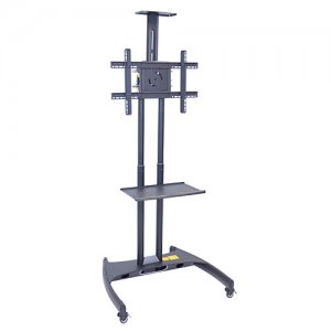 Flat Screen LCD or LED TV Stand/Mount, Camera Mount, Adjustable Height 32 to 60 Inches