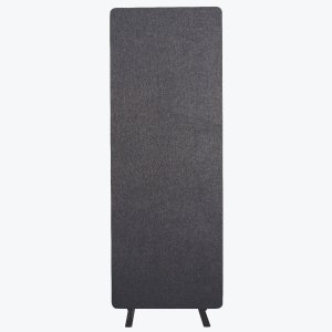 Acoustic Sound and Privacy Room Panels - Single Panel in Slate Gray